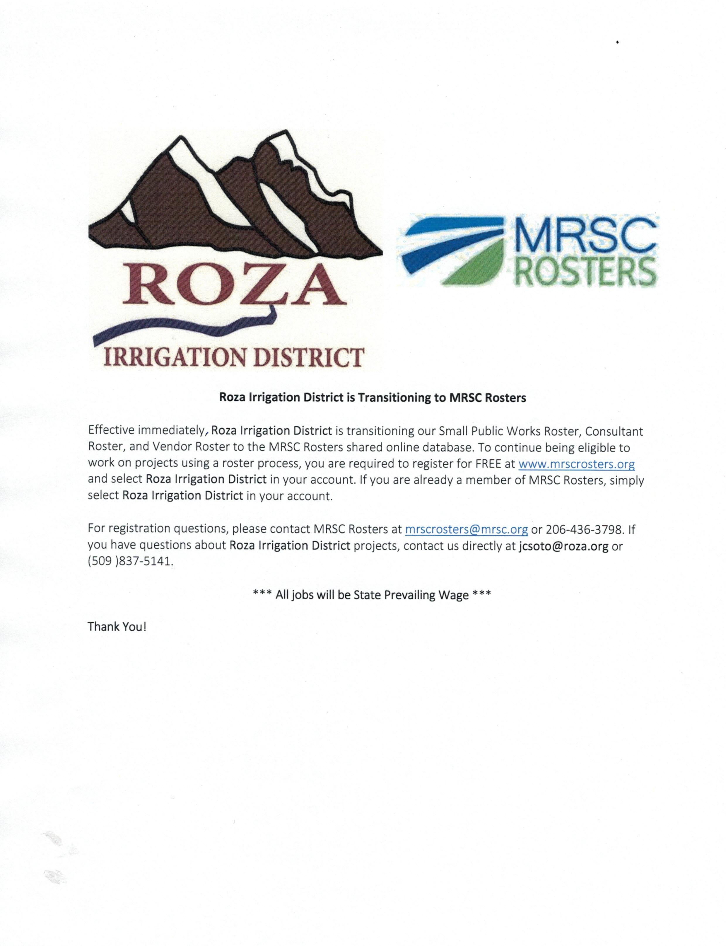 MRSC-Roster-Application